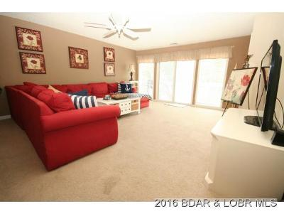 Benton County, Camden County, Cole County, Dallas County, Hickory County, Laclede County, Miller County, Moniteau County, Morgan County, Pulaski County Condo For Sale: 1130 Rachel Rd #301