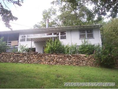 Benton County, Camden County, Cole County, Dallas County, Hickory County, Laclede County, Miller County, Moniteau County, Morgan County, Pulaski County Single Family Home For Sale: 31739 Aspen Rd.