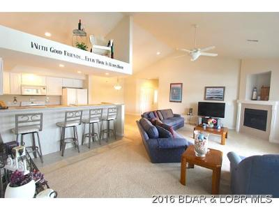 Lake Ozark Condo For Sale: 68 Lighthouse Rd. #505