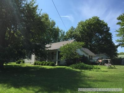 Versailles Single Family Home For Sale: 601 McNair