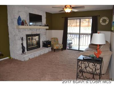 Benton County, Camden County, Cole County, Dallas County, Hickory County, Laclede County, Miller County, Moniteau County, Morgan County, Pulaski County Condo For Sale: F6 Three Seasons Road #6