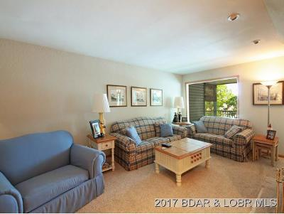 Lake Ozark Condo For Sale: 82 2c Windjammer Drive #2C