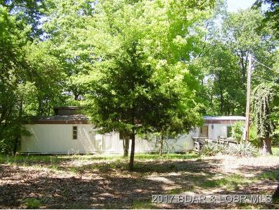 Camdenton Single Family Home For Sale: Tranquil Point