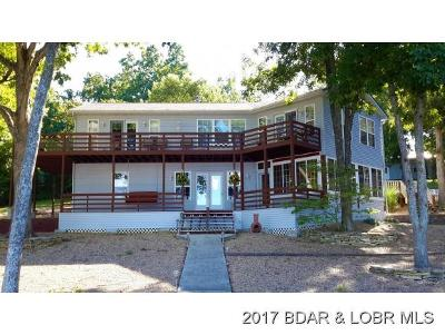 Climax Springs Single Family Home For Sale: 750 Cable Point Drive