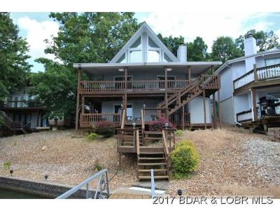 Lake Ozark Single Family Home Contingent: 201 Daisy Road