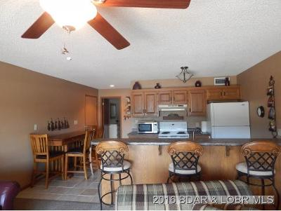 Benton County, Camden County, Cole County, Dallas County, Hickory County, Laclede County, Miller County, Moniteau County, Morgan County, Pulaski County Condo For Sale: 1522 Harbor Point Dr #205 #205