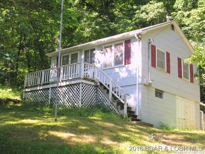 Rocky Mount Single Family Home For Sale: 30030 Evans Lick Branch