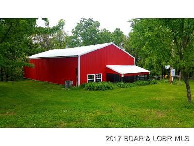 Macks Creek Single Family Home For Sale: 777 Hazel Valley
