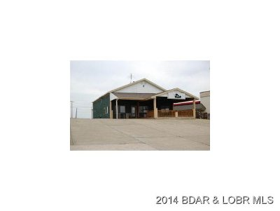 Commercial For Sale: 4175 Osage Beach Parkway