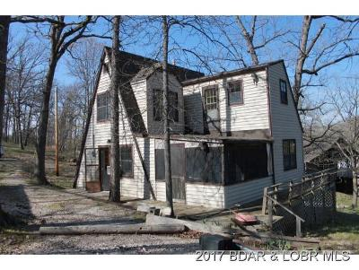 Roach MO Single Family Home For Sale: $50,000