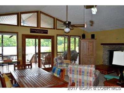 Climax Springs Single Family Home For Sale: 4552 Bollinger Creek Rd