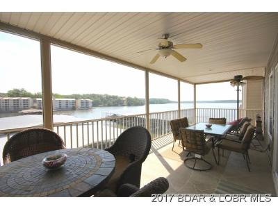 Lake Ozark Condo For Sale: 600 Lighthouse Pointe #608