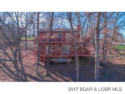 Benton County, Camden County, Cole County, Dallas County, Laclede County, Miller County, Moniteau County, Morgan County, Pulaski County Single Family Home For Sale: 2094 Buck Run Circle