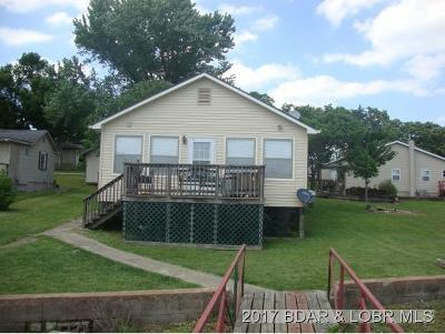 Roach MO Single Family Home For Sale: $159,000