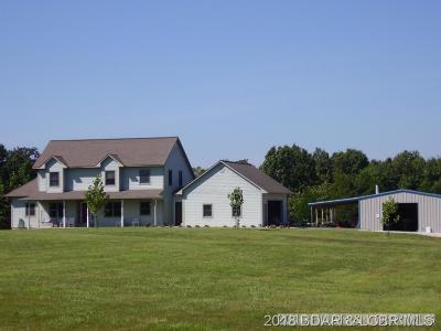 Macks Creek Single Family Home For Sale: 2349 State Road O