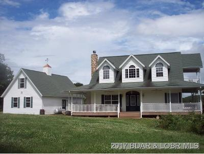 Camdenton Single Family Home Contingent: 928 Mistwood Hollow Drive