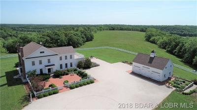Farm & Ranch For Sale: 777 Northwind Farm Lane