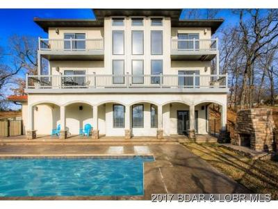Osage Beach Single Family Home For Sale: 6735 St Tropez Cir