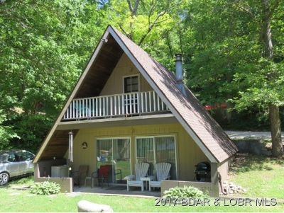 Rocky Mount Single Family Home Contingent: 27086 Comanche Cove Cove