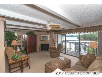 Lake Ozark Condo For Sale: 185 Circle Edge Drive #3B