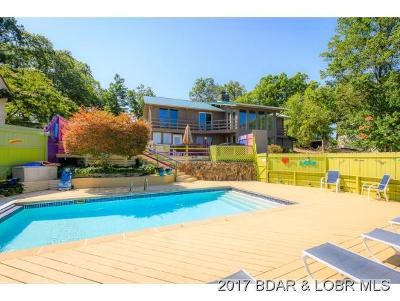 Single Family Home For Sale: 1861 Chimney Point