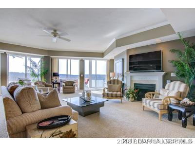 Osage Beach Condo For Sale: 4800 Eagleview Dr #8107