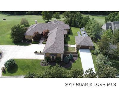 Osage Beach Single Family Home For Sale: 6141 Oak Creek Drive