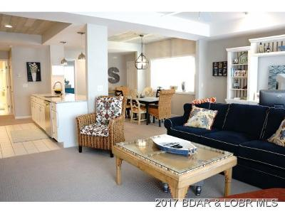 Lake Ozark Condo For Sale: 392w-2a Palisades Drive #2A