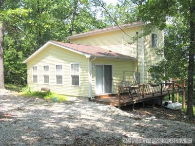 Benton County, Camden County, Cole County, Dallas County, Hickory County, Laclede County, Miller County, Moniteau County, Morgan County, Pulaski County Single Family Home For Sale: 122 Jade Road