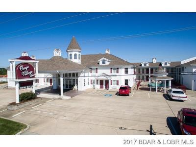 Commercial For Sale: 4616 Osage Beach Parkway