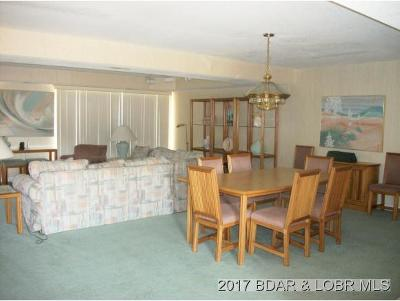 Benton County, Camden County, Cole County, Dallas County, Hickory County, Laclede County, Miller County, Moniteau County, Morgan County, Pulaski County Condo For Sale: 309 Racquet Club Drive #3 D