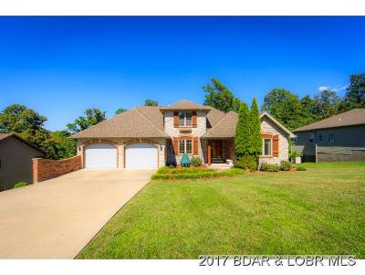 Osage Beach Single Family Home For Sale: 5795 Cobblestone Drive