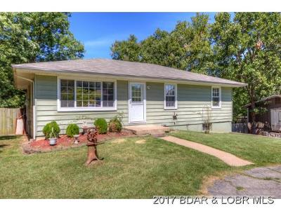 Benton County, Camden County, Cole County, Dallas County, Hickory County, Laclede County, Miller County, Moniteau County, Morgan County, Pulaski County Single Family Home For Sale: 125 N High St