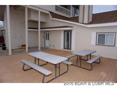 Lake Ozark Condo For Sale: 1e Aqua Fin #1E