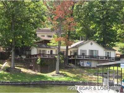 Climax Springs Single Family Home For Sale: 540 Buells Beach Road