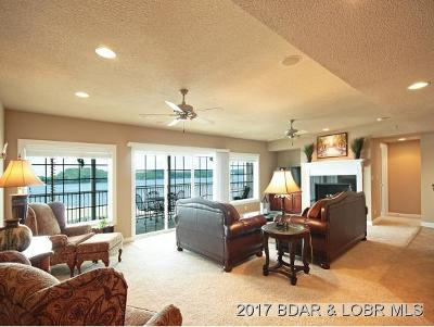 Lake Ozark Condo For Sale: 68 Lighthouse Road #1002