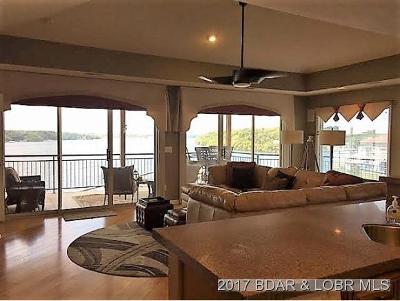 Lake Ozark Condo For Sale: 212e-4b Palisades Condo Drive #4B