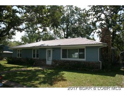 Barnett Single Family Home For Sale: 23987 Golden Beach Rd