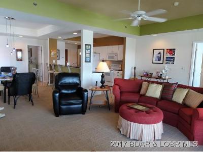 Lake Ozark Condo For Sale: 160e-4b Palisades Condo Drive #4B