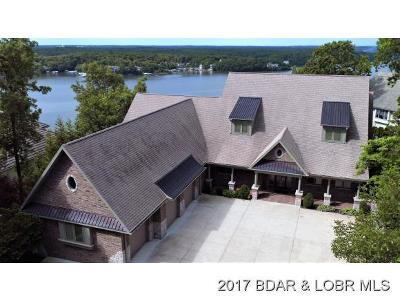 Lake Ozark Single Family Home For Sale: 812 Cedar Crest Drive