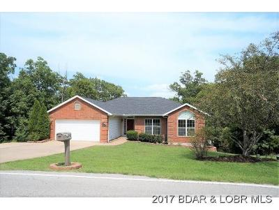 Osage Beach MO Single Family Home For Sale: $244,900