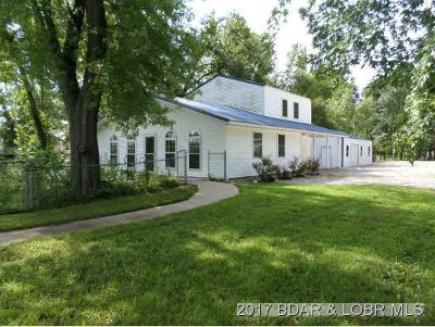 Camdenton MO Single Family Home For Sale: $235,900