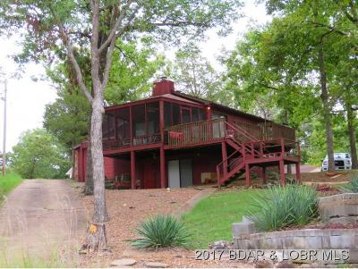 Lake Ozark MO Single Family Home For Sale: $269,000