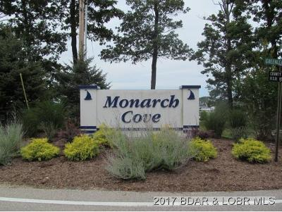 Benton County, Camden County, Cole County, Dallas County, Laclede County, Miller County, Moniteau County, Morgan County, Pulaski County Condo For Sale: 85-5c Monarch Cove Ct. #5C