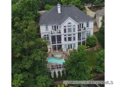 Single Family Home For Sale: 610 Forestridge Lane