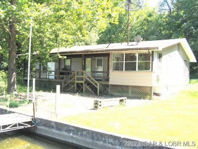 Rocky Mount Single Family Home For Sale: 27580 Nolan Road