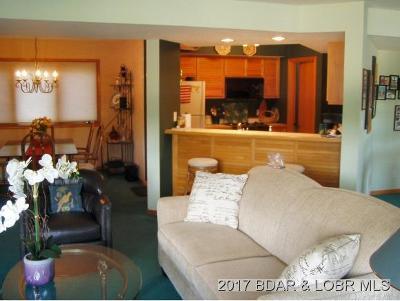 Lake Ozark Condo For Sale: 120-1a Cedar #1-A