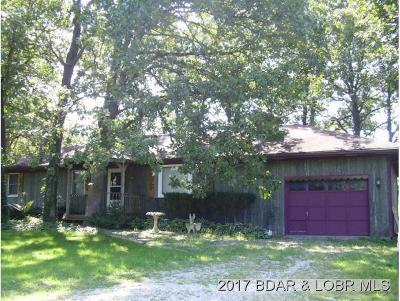 Macks Creek Single Family Home For Sale: 17570 W Us Hwy 54