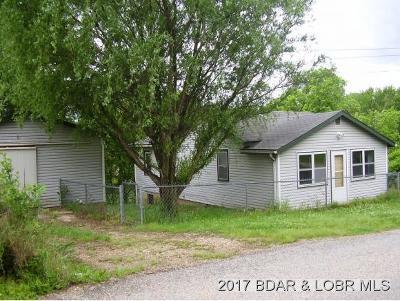 Macks Creek Single Family Home For Sale: 84 Baptist St