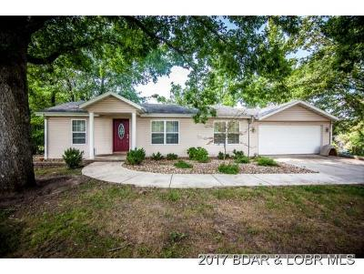 Single Family Home For Sale: 2315 Lake Acres Drive